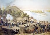 Sieging Vicksburg