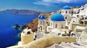 The Greek Coastline