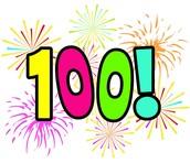 100% Cafeteria Score