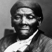 Think You can't help, or you don't matter? Remember what Harriet Tubman said,