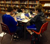 Freshmen English Students Research