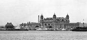 1892: Ellis Island
