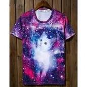 Cosmic Kitty T-Shirt