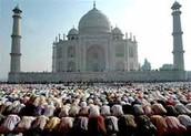 Muslim worship place