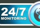 24/7 monitoring
