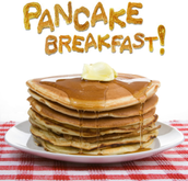 Pancake Breakfast - Friday, September 23rd.