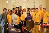 Научно-образовательные школы «Лифт в будущее»