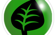 grass type logo