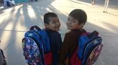 Backpack Buddies