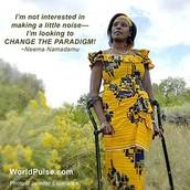 "Mawakili Ulemavu ""Advocates for the Handicap"" (Swahili)"