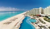 Cancun, Mexico!
