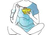 בואי ללמוד בקורס אכילה קשובה ורגועה