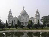The Victoria Memorial