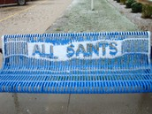 All Saints in 3D
