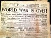 כותרת עיתון אחרי החוזה