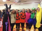 The Halloween costumes were awesome! Go Decatur High!