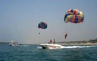 Water Sports in Goa..