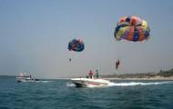 Water Sports in Goa..