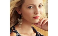 Tigress Earrings
