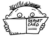 Report Card Window May 18