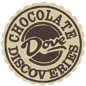 Karen with Dove Chocolate Discoveries