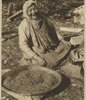Making the rice edible.