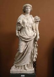 This is a roman statue