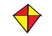 The Blueprint of My Diamond Kite
