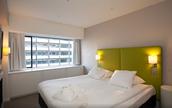 Une chambre pour une personne