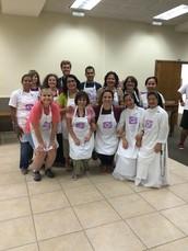 Volunteer to Serve Dinner at Broadway Baptist Church's Agape Meal on October 15th.