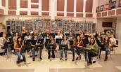 Canyon High School to be featured at  prestigious UIL Wind Ensemble Festival on May 7