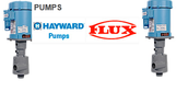 Hayward Pump are self-priming centrifugal pumps