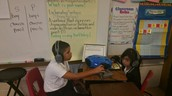 Daily 5 Listening To Reading (the beginning stage)
