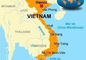 Countries That Vietnam Border