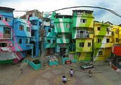 Favela transformation by Haas & Hahn