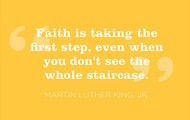 All it takes is the Faith of a Mustard Seed!