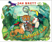 Books by Jan Brett