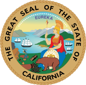 Californias State Seal.
