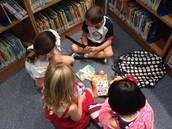 Stone Oak ES Library