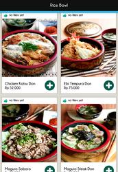 Menu - menu andalan dari berbagai tempat makan di Jakarta