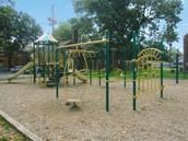 Brand New Playground & BBQ area!