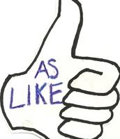 Like, as