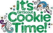 Get your GIRL SCOUT COOKIES!!!
