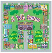 The 5 W's Game