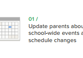 Use remind to schedule ahead assignment deadline reminders