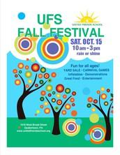 Fall Fest - Tomorrow!
