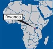 Rwanda compared to Africa