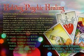Psychic Healing Arts Fair