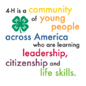 Career Connection to 4-H Projects