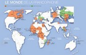 Francophone countries